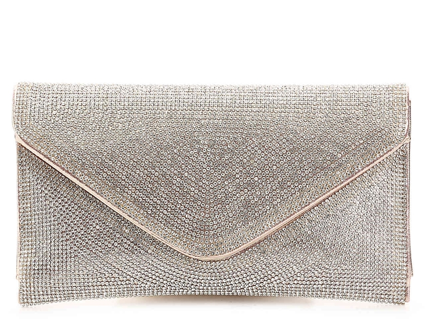 Picture of RHINESTONE ENVELOPE CLUTCH